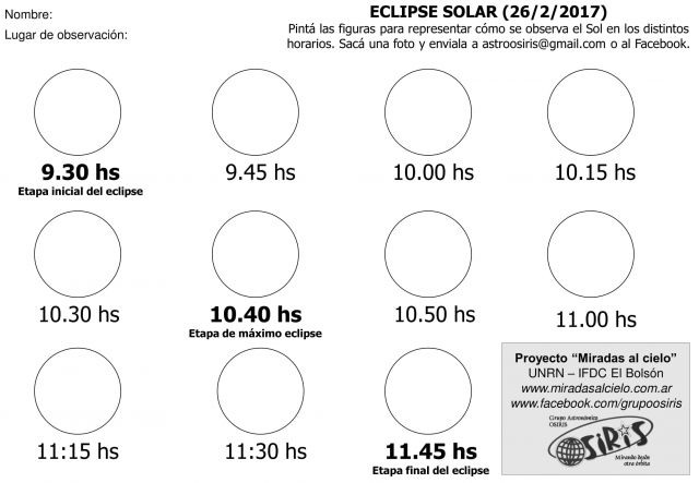 Registro eclipse